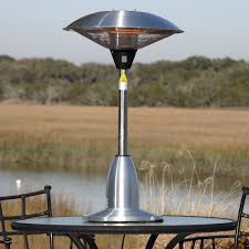 table top patio heater top best propane patio heaters decoration ideas collection modern