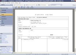 cara membuat faktur pajak untuk uang muka accurate versi 4 standard edition penjualan resmi accurate