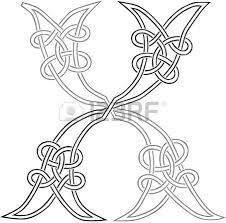 33 best keltische alfabet images on pinterest celtic designs