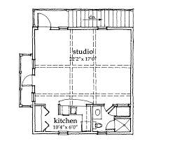 Southern Living Floorplans Bayou Bend Carriage House Southern Living House Plans
