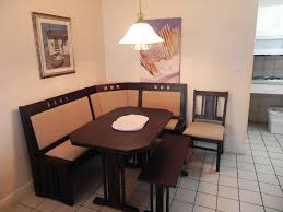 Kitchen Table With Built In Bench Storage Kitchen Nook Table Sets Breakfast Nook Table And Chairs