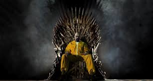 Breaking Bad Poster Game Of Thrones Breaking Bad Throne Cross Over Giant Wall Poster