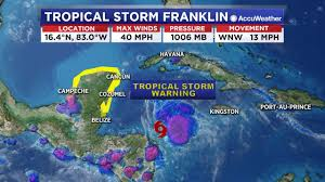 Caribbean Weather Map The Tropics Are Now Quiet For The Time Being Abc13 Com
