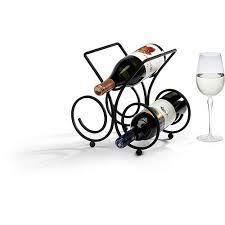 small metal wine rack buscar con google art en ferro pinterest