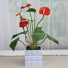 online buy wholesale artificial anthurium from china artificial