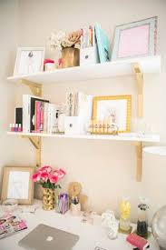 Make Your Office More Inviting How To Make A Small Office Space Work Shelves Spaces And Dorm