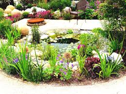 Backyard Pond Landscaping Ideas Garden Pond Landscaping Ideas Designs The Janeti Landscapes