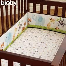 Soccer Crib Bedding by Online Get Cheap Bumper Crib Pads Aliexpress Com Alibaba Group