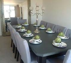 10 person dining room table wonderful 6 8 extendable dining table