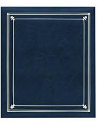 photo album that holds 8x10 pictures post bound black pocket album for 5x7 and 8x10 prints