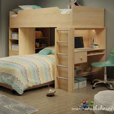 Best Bunk Beds Images On Pinterest  Beds Lofted Beds And - South shore bunk bed
