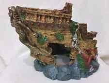 polyresin ship aquarium decorations ebay