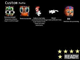 Meme Custom - custom meme battle ep 1 bb no by sanicbommy on deviantart