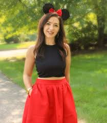 Halloween Costume Minnie Mouse Minnie Mouse Halloween Costume 5 Minutes