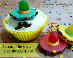 candy sombreros u2013 edible crafts