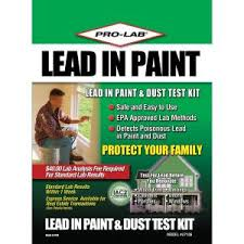 Test Asbestos Popcorn Ceiling by Pro Lab Asbestos Test Kit As108 The Home Depot