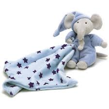 Starry Night Comforter Little Jellycat Starry Nights Elephant Soother Jellyexpress Co Uk