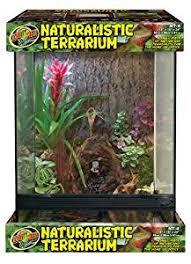 amazon com zoo med laboratories nt 4 naturalistic terrarium x