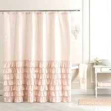 Extra Long Shower Curtain Liner Target by Bathroom Shower Curtains Ebay Amazoncom Lush Decor Lucia Shower