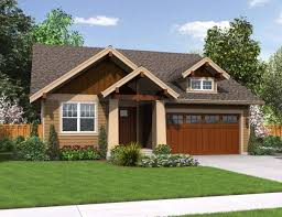 Narrow Lot Craftsman House Plans 100 Houseplans 120 187 House Plans With Detached Garage