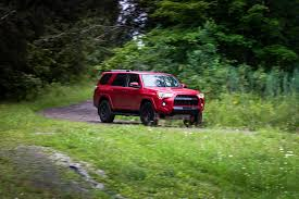 large toyota suv the 2017 toyota 4runner trd pro is one of the last true suvs