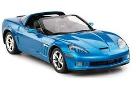 remote corvette 1 12 rc chevrolet corvette c6 g5 remote model car blue rtr