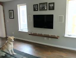 how to hide wires for wall mounted tv wall ideas install tv wall mount without studs hang tv and sound