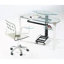 Glass Computer Desk Australia 100 Computer Desk Ebay Australia New White Black Modern