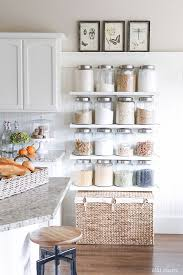 kitchen open shelves ideas 25 best diy kitchen shelves ideas on open shelving