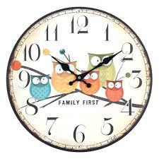 horloges murales cuisine horloge murale originale design finest les et horloges design