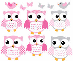 Owl Wall Sticker Aliexpress Com Buy 6 Fat Owl Set Wall Decal Owl Wall Sticker