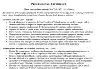Best Executive Assistant Resume by Executive Administrative Assistant Resume Example 9