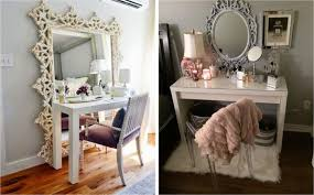 Make Up Vanity Tables How To Style Your Makeup Vanity Table U2013 Firma Beauty