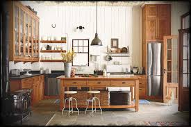 country kitchen cabinets ideas modern country kitchen ideas with wooden cabinet and countertop
