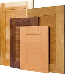 what to look for in a modern slab veneer cabinet door