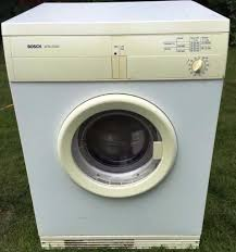 Manual Clothes Dryer Bosch Wta 2000 Tumble Dryer Good Working Condition With Rear