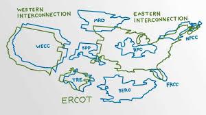 Iso Map New York Iso Nyiso U S Energy Markets Youtube