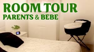 chambre parents bébé room tour chambre des parents premières nuits de bébé