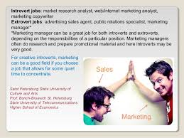 market research analyst jobs career choice and your personality