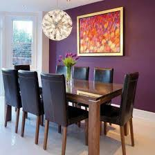 Purple Dining Room PurpleViolet Pinterest Purple Room And - Purple dining room