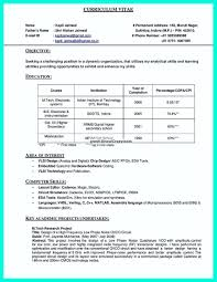 Sample Resume With Computer Skills by Sample Resume Computer Programmer Resume For Your Job Application