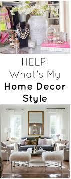 what s my home decor style what s my home decor style modern glam decor styles sally and peony