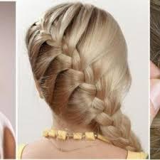 tutorial rambut waterfall kepang waterfall braid best waterfall 2018