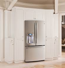 French Door Photos - ge profile series 28 6 cu ft french door refrigerator