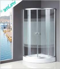 Curved Shower Doors Curved Shower Glass Doors Luxury Wholesale Waterproof Bathroom