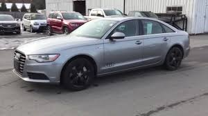audi supercharged a6 2012 audi a6 quattro supercharged for sale at whalen chevrolet in