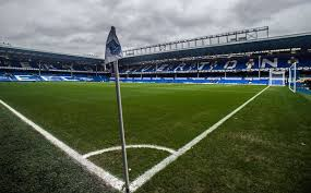 Top Balcony Goodison Park by Everton Ban The S N From All Club Premises Liverpool Echo