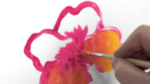 essential skills for flower painting creating color gradients