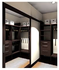 Small Bedroom With Walk In Closet Ideas Small Built In Closet With Sliding Doors Roselawnlutheran