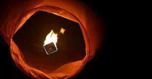 firework lantern sky lanterns pretty and illegal kxro news radio